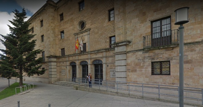 Colegio Mayor Fray Luis de León, student dormitory in Salamanca, Spain